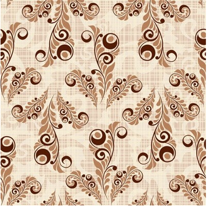 Retro pattern background 4 vector