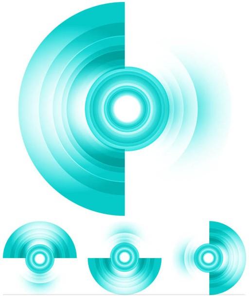 Shiny Logotypes vector