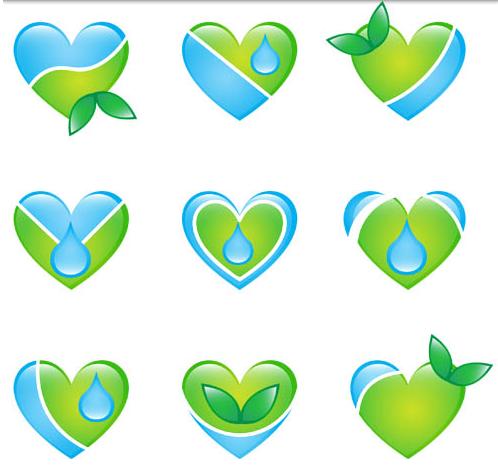 Shiny Symbols vector
