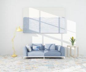 Simple home display interior decoration Stock Photo 10
