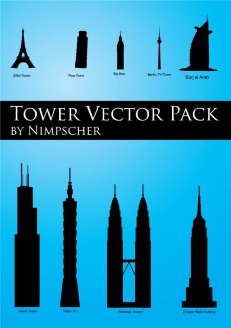 Skyscraper Vector Pack vector