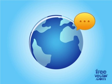 Social World Vector