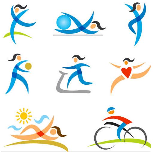 Sport Logotypes free design vectors