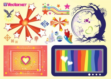 Stock Pack vector