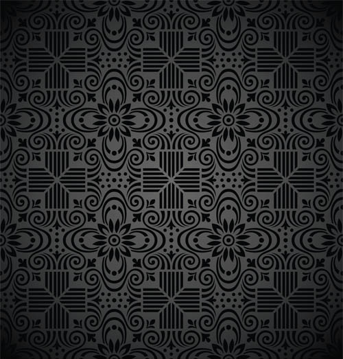Style Patterns 3 vectors graphic