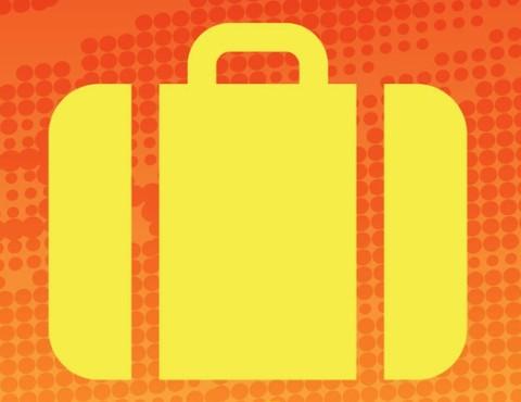 Suitcase Graphics vectors graphic