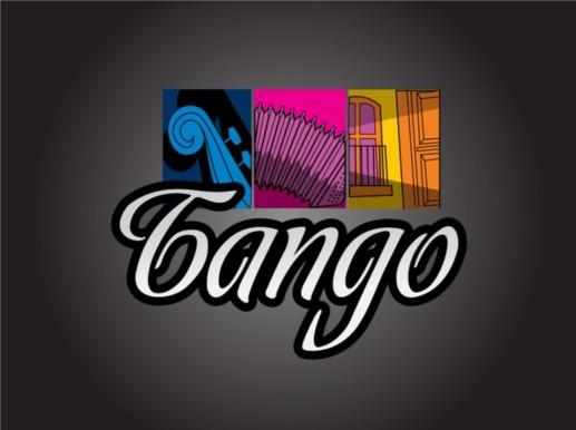 Tango creative vector