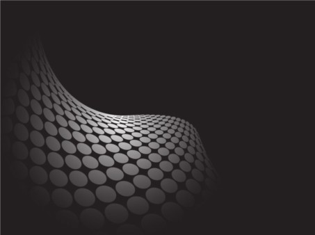 Technology Wave background vectors graphic