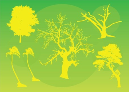 Trees Graphics vector graphics