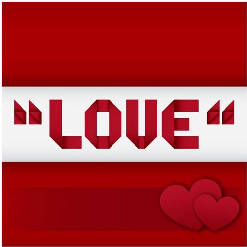 Valentines Backgrounds vector