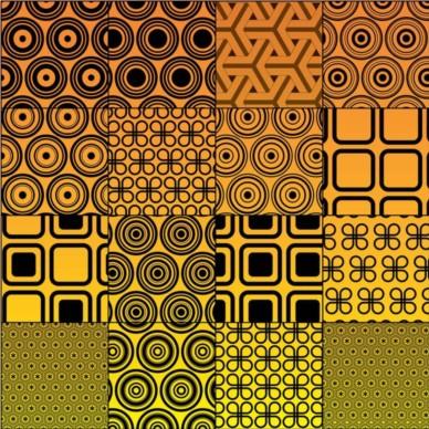 Circles Graphics Pattern vector material