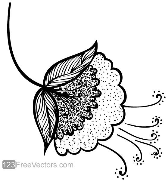 Flower Clip Art vectors graphic