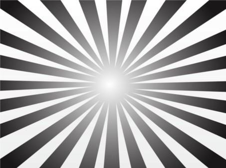 Rays background vector design