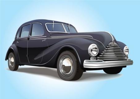 Vintage Car vectors
