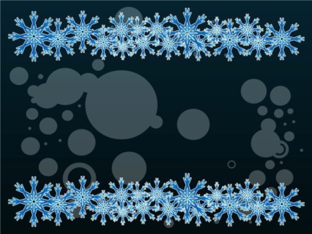 Winter Background vector graphics