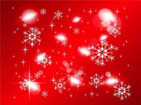 Winter Lights vector material