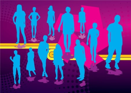 Young Generation Graphics vector