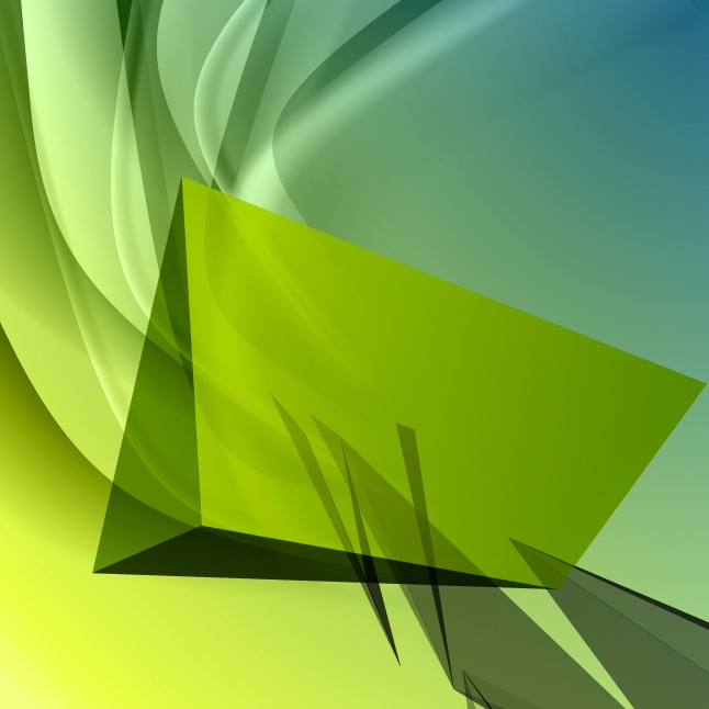 abstract green background vectors