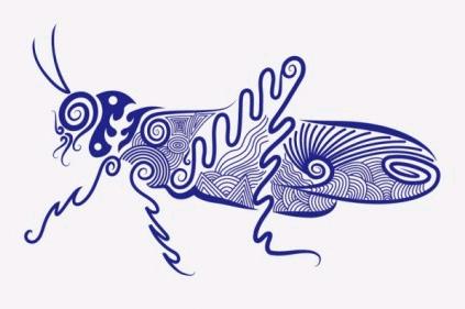 animal patterns 08 vector