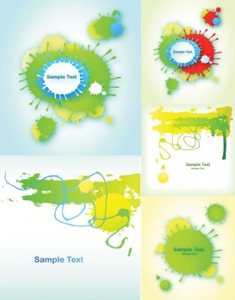 business card background vectors graphics