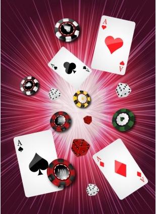 Casino free vector