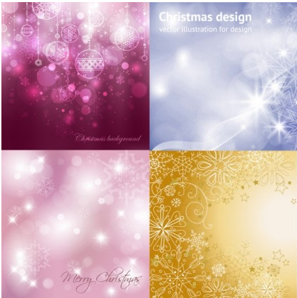 christmas background art vector design