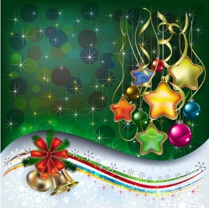 christmas decoration elements 04 design vectors