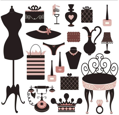 different things for women vector