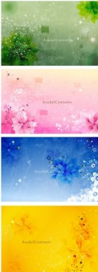 dream background pattern vector design