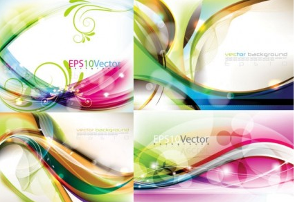dynamic background Vector 02