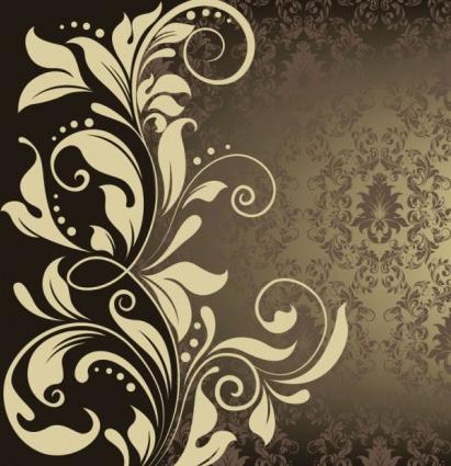 european pattern background 05 vector set