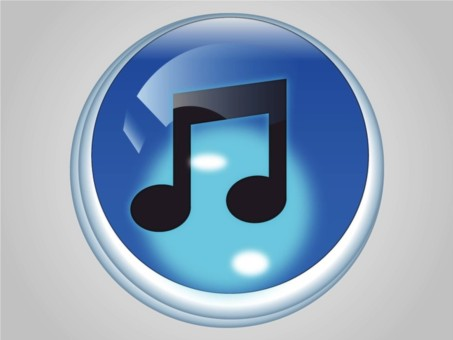iTunes Icon vectors graphic