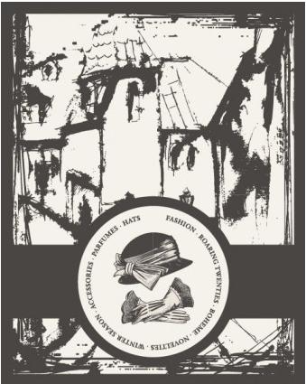 label background 04 vector