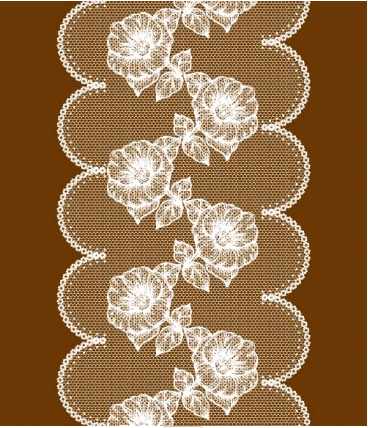 lace pattern background 03 vectors