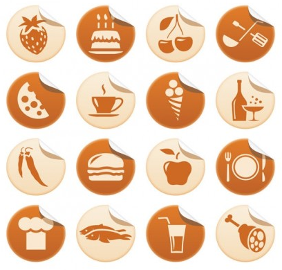 roll angle icon vector graphic