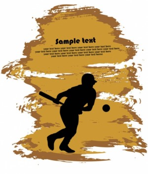 sports silhouette 05 vector