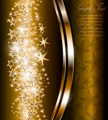 star bright background vector