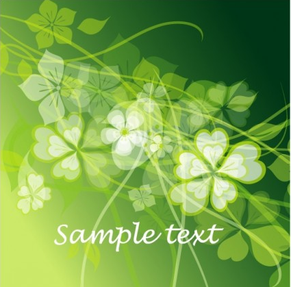 summer flowers background 02 vector graphic