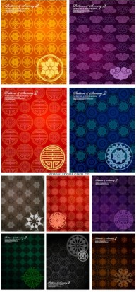 tile background pattern vectors graphic