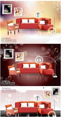 ultrarealistic indoor sof vector