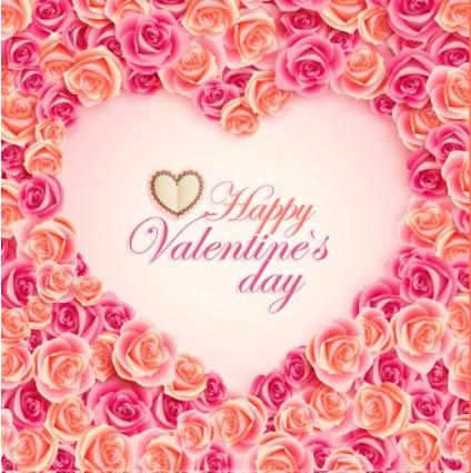 valentine cards 04 vector graphics