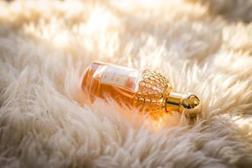 Beautifully designed perfume bottle Stock Photo 10