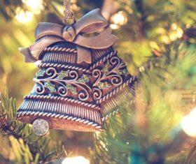 Christmas tree decoration Stock Photo 01