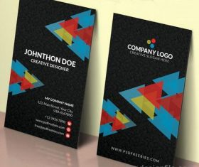 Corporate Company Brochure PSD Template Design