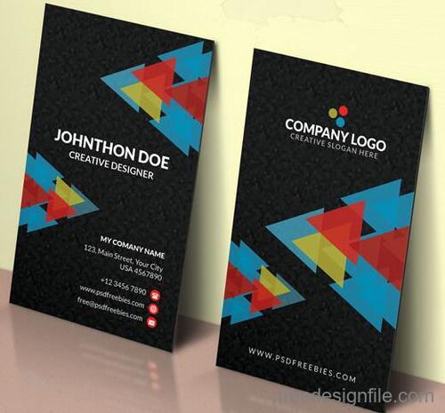 Corporate Company Brochure PSD Template Design