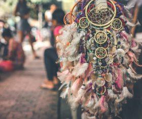 Exotic jewelry pendant Stock Photo 05