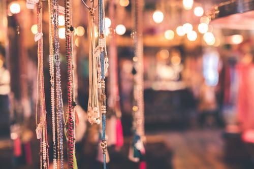 Exotic jewelry pendant Stock Photo 07