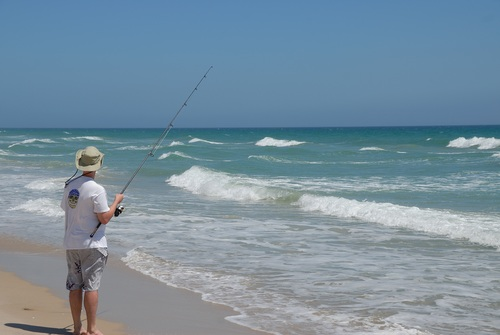 Leisure fishing Stock Photo 03