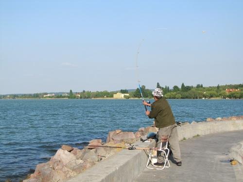Leisure fishing Stock Photo 06