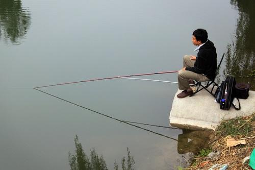 Leisure fishing Stock Photo 11
